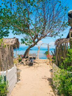 Boho Beach Heaven! Warung Agung, Nusa Lembongan. Just off the coast of Bali