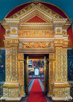 As belezas do Kremlin de Moscou - Ícone da suntuosidade e da opulência dos tempos do império, o Kremilin é uma das principais atrações turísticas da Rússia.