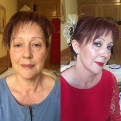 Makeup piel madura#vanessa Merlo Makeup artist