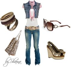 """""""I just think this is cute"""" by shauna-rogers ❤ liked on Polyvore"""