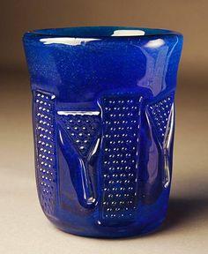 色ガラスの粋 岩田の仕事2-5 青色のガラス - 岩田家のガラス芸術 about IWATA 岩田の事