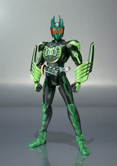 Kamen Rider OOO Play Quarry Combo - March 19, 2011