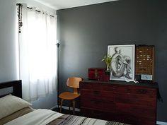 Behr's Dark Granite House Design, Dark Blue Grey Paint, Behr Paint Colors Grey, Blue Gray Paint Colors, Affordable Home Decor, Home Decor, House Interior, Dark Granite, Interior Inspo