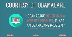 Courtesy of #Obamacare: It wasn't just a website problem.