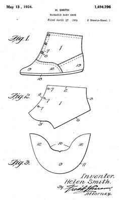 винтажная кукольная обувь, выкройки старинной кукольной обуви, выкройки антикварной обуви для кукол