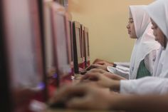 UN Berbasis Komputer di Jakarta