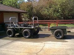 tj atv | Off Road Trailer - Jeep Wrangler Forum