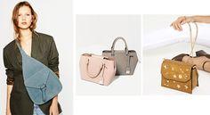Bolsos Zara, nueva colección AW16 - http://www.bezzia.com/bolsos-zara-nueva-coleccion-aw16/