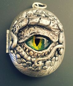 Dragon Eye Locket