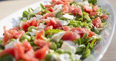 Feta, Pasta Salad, Potato Salad, Protein, Salads, Low Carb, Ethnic Recipes, Dinner Ideas, Foods