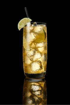 1 Parts Licor 1 Part Club Soda, 3 Lime Squeezes, Pour Licor 43 into a cocktail glass over ice and add club soda. Finish with limes. Cocktail Menu, Cocktail Glass, Limes, Soda, Cocktails, Clock, Stuffed Peppers, Craft Cocktails, Watch