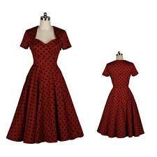 Image result for 50's dresses
