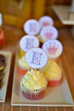 Cupcakes para Elisa