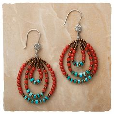 Repin me! I found the Taos Magic Earrings at http://www.arhausjewels.com/product/ea1004/womens-jewelry. $100.00 #arhausjewels womens-jewelry.