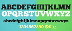 20 Best Web Fonts from Google Web Fonts and @font-face