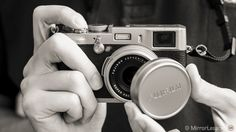Mirrorless on the Job - Episode 2: Why the Fuji X100s is the perfect second body