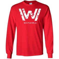 westworld4-01 LS Ultra Cotton Tshirt