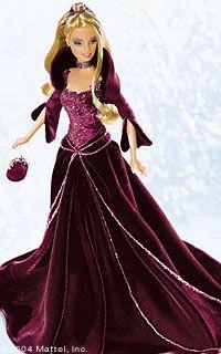 Barbie Doll Holiday 2004 Special Edition Christmas NEW NIB