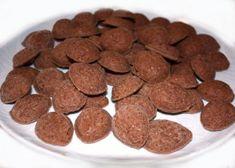 Plnené oriešky, Drobné pečivo, recept   Naničmama.sk Dog Food Recipes, Dog Recipes