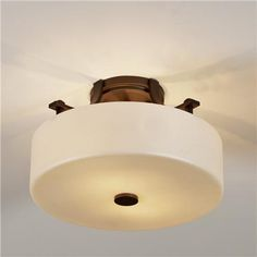 rustic cottage flush mount light - Google Search