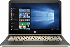 "HP - Pavilion x360 2-in-1 13.3"" Touch-Screen Laptop - Intel Core i5 - 8GB Memory…"