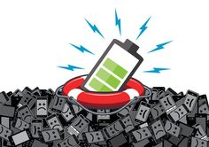 Tips and Myths About Extending Smartphone Battery Life - NYTimes.com