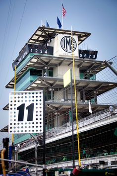 Pagoda at Indy500! #IndyCar