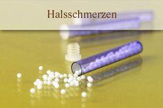 Homöopathie: Globuli bei Halsschmerzen