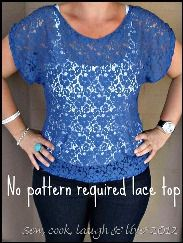 Sew both sides together at the shoulders & sides.  Use a zig zag stich to finish the edges.  Fold all hems (arms, neckline & hem) 1cm and sew with a straight stitch. Remember, if you are using a stretch fabric, slightly stretch the fabric as you sew. This give it a little more flexibility when worn.