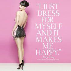 This is why I dress. I am a girl, so I dress as a girl. It makes me happy.