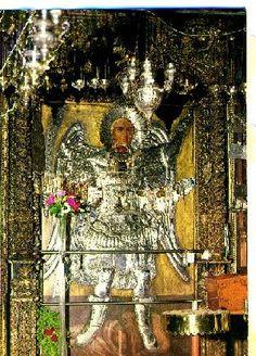 Orthodox Prayers, Orthodox Christianity, Archangel Michael, Holy Land, Old Art, Greek Islands, Holy Spirit, Egypt, Greece