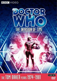 Doctor Who: The Invasion of Time DVD