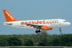 G-EZBA easyJet Airbus A319-111