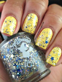 Fairly Charming: Spellbound Nails Glitter Toppers