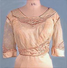 1912/13 Edwardian Gown