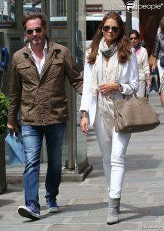 MYROYALS  FASHİON: Princess Madeleine and Chris O'Neill shopping in Paris