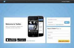 Twitter Updates Its Login Page In The Wake Of Its IPO Announcement