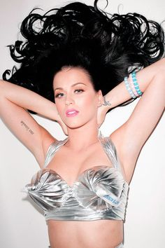 Katy Perry by Terry Richardson for Rolling Stone #Magazine, July 2011.