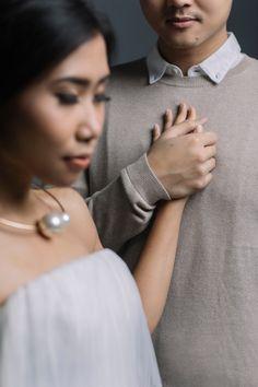 Pemotretan Pre-Wedding Minimalis Berestetika Modern - 002