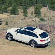 2013 Audi Allroad - The iconic offroad wagon returns to the US after a five year hiatus