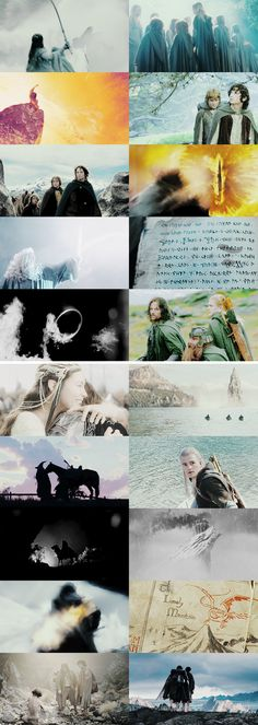 """""""I don't want to be in a battle, but waiting on the edge of one I can't escape is even worse."""" #lotr"""