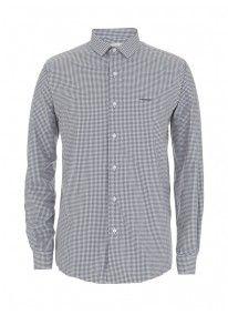 Monaco tailored shirt Silver