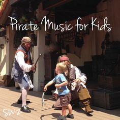 Anyone planning to celebrate Talk Like A Pirate Day?  Here are some tips on pirate music for kids - via Swing Whistle Zing