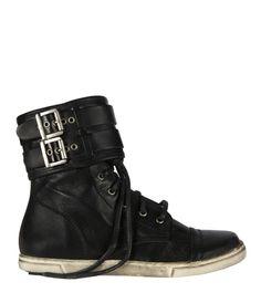 Damisi High Top, Women, Footwear, AllSaints Spitalfields