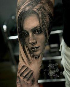 Tatouage réalisé par Alex Sorsa
