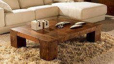 diy coffee table base