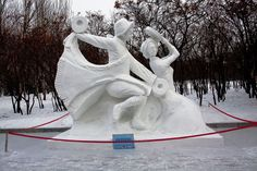 2010 Harbin China Snow Festival | Flickr - Photo Sharing!
