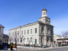 Old Courthouse St Catharines Ontario. Jet Girl, St Catharines, Girls Soccer, Ontario, Notre Dame, Beautiful Places, Saints, Backyard, Architecture