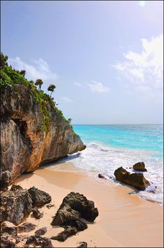 ✯ Tulum Beach - Tulum, Mexico