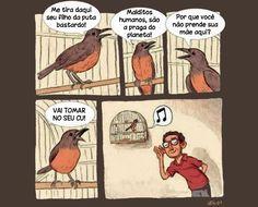Satirinhas - Quadrinhos, tirinhas, curiosidades e muito mais! - Part 223